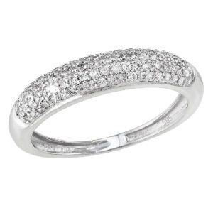 Pavona Zlatý prsten 85025.1 bílé zlato